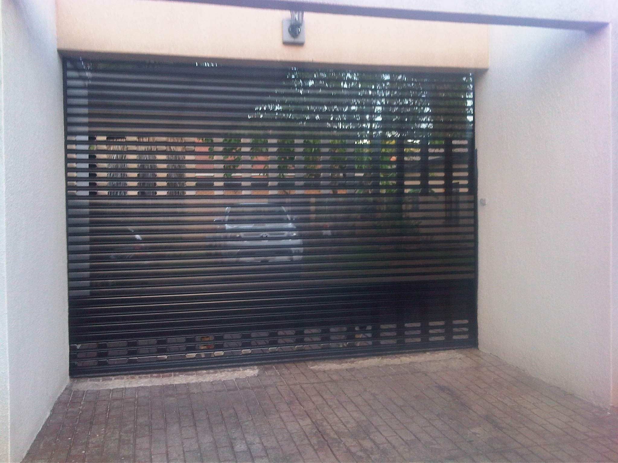 Hawk Eye Roller Shutter Doors