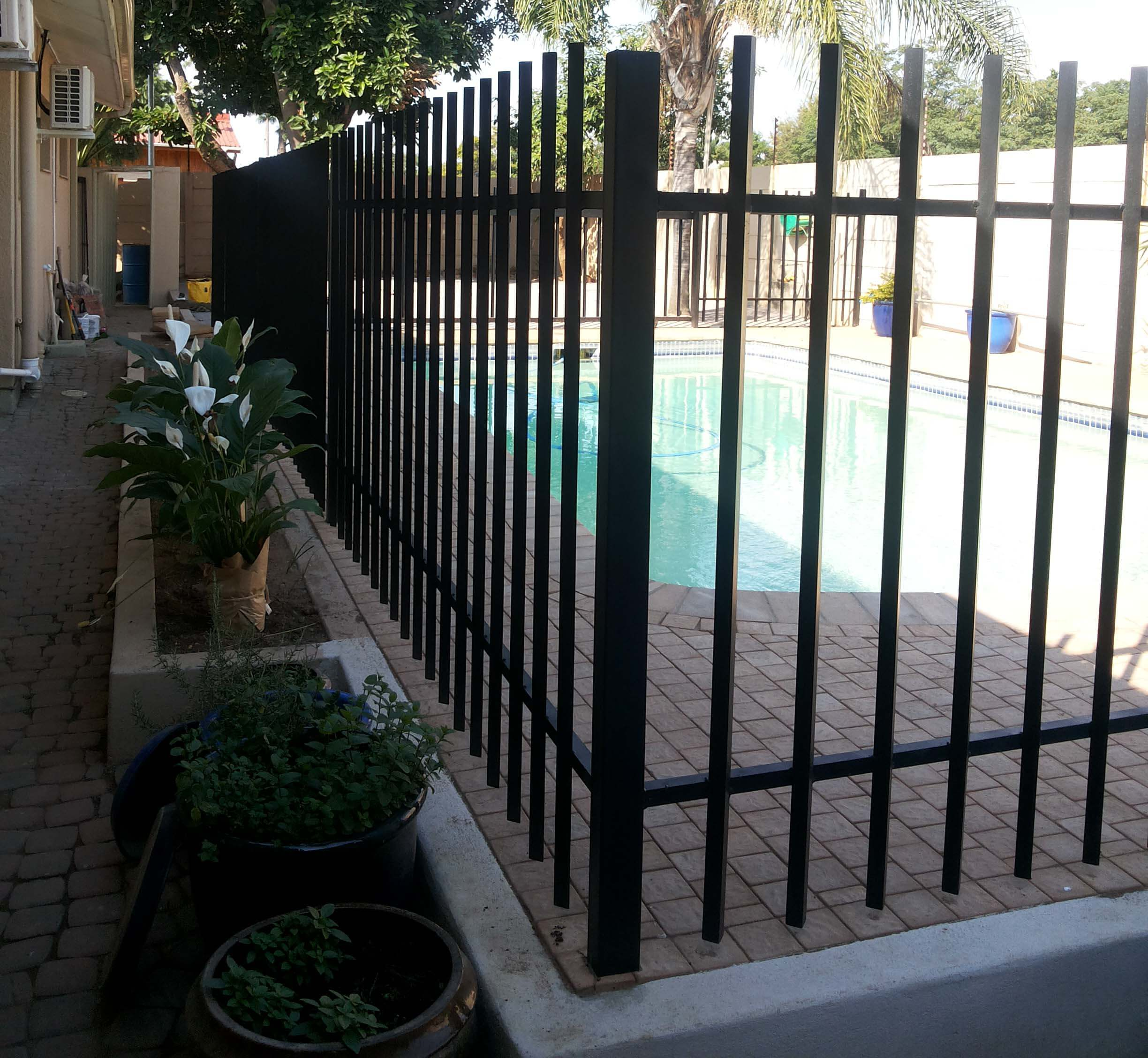 Hawk Eye Swimming Pool Fences